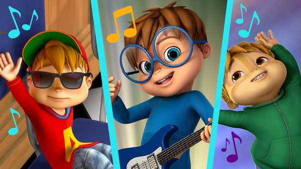 "Alvin and the Chipmunks: ""Rhyming with the Chipmunks"""