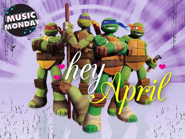 Type 4: Music Monday: Hey April