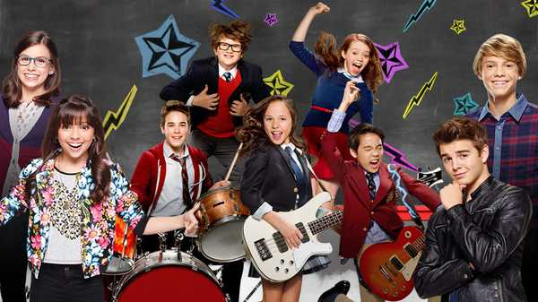 "School of Rock: ""Rockin' Remix"""