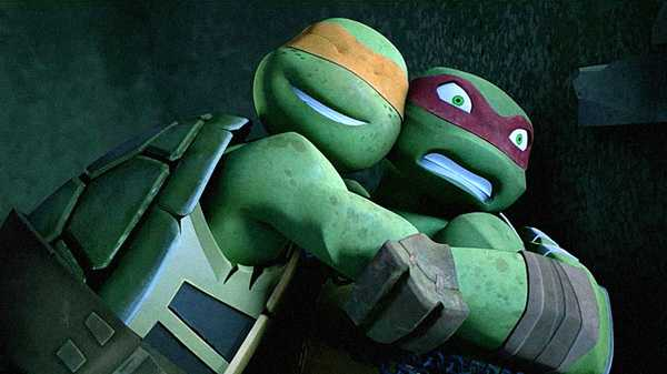 "Teenage Mutant Ninja Turtles: ""Love is All Around Us"""