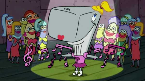 "SpongeBob SquarePants: ""Pearl Girl"""