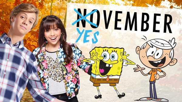 """The Month of Yes!"""