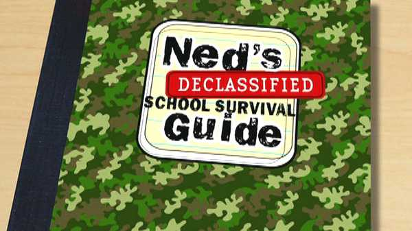 "Ned's Declassified: ""Theme Song"""