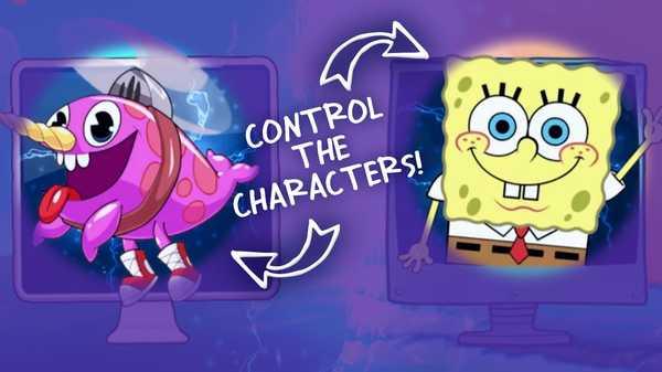 NickGamer: Code a Character