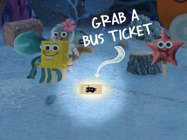"SpongeBob SquarePants: ""Live From Bikini Bottom 2"""