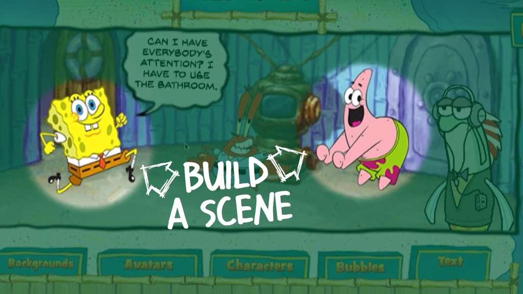 "NickGamer: ""Cartoon Creator"""