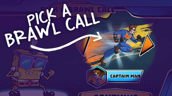 NickGamer: Super Brawl World