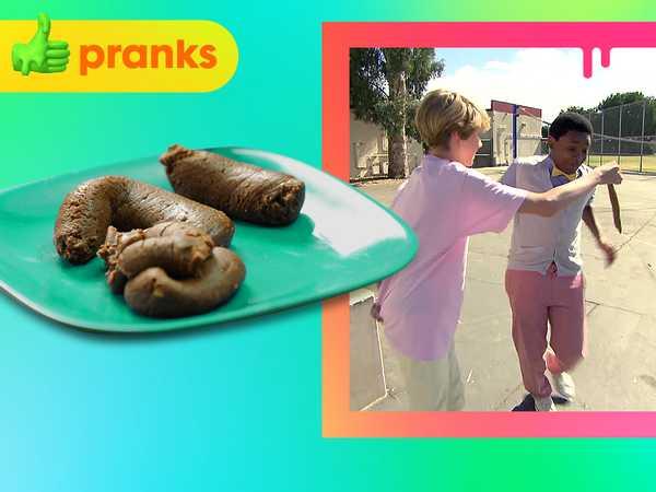 """How to Prank: """"Make Fake Poop"""""""