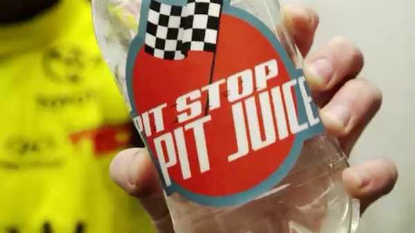 NickSports: Take a Pit Stop for Pit Juice