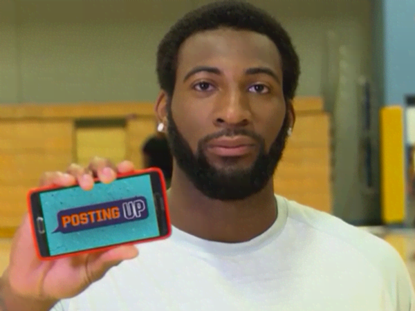 Ask Andre Drummond!