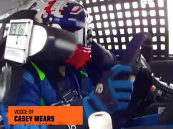 NASCAR Radio Chatter