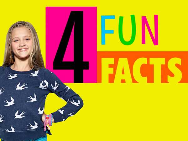 """Nicky, Ricky, Dicky & Dawn : """"4 Fun Facts: Get to Know Lizzy Greene!"""""""