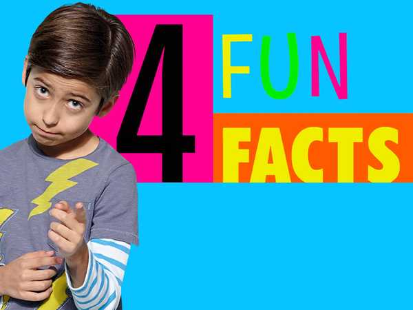 "Nicky, Ricky, Dicky & Dawn : ""4 Fun Facts: Get to Know Aidan Gallagher!"""
