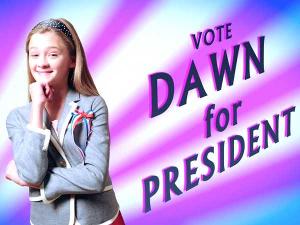 "Nicky, Ricky, Dicky & Dawn: ""Vote for Me"""