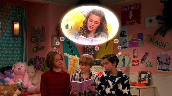 """Nicky, Ricky, Dicky & Dawn: """"Dawn's Diary"""""""