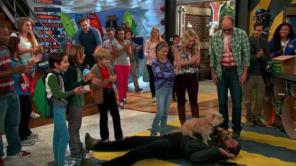 "Nicky, Ricky, Dicky & Dawn: ""Our Dog, The Hero"""