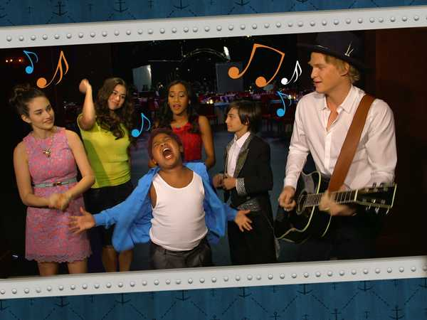"One Crazy Cruise: ""Behind the Scenes with Cody Simpson"""