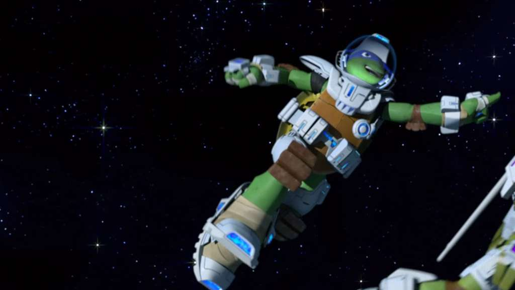 "Teenage Mutant Ninja Turtles: ""Out in Space"""