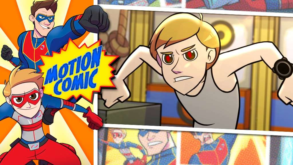 "Henry Danger: ""Motion Comic Issue #5: Android Henry"""