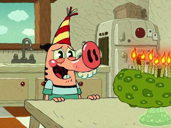 "Pig Goat Banana Cricket: ""The Birthday Wish"""