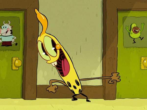"Pig Goat Banana Cricket: ""Biggest Fan"""