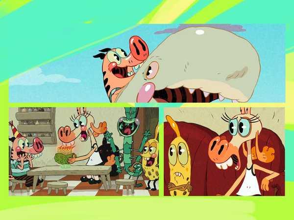 Pig Goat Banana Cricket Summer Episodes