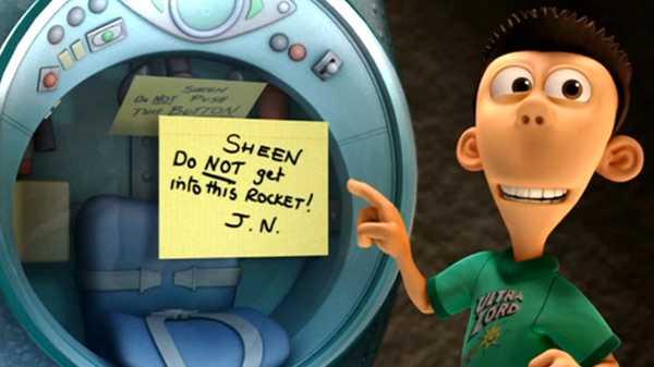 """Planet Sheen: """"Pilot: Space Cadet"""""""