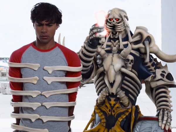 "Power Rangers Dino Charge: ""Knight After Knights: Lily Livered Fools"""
