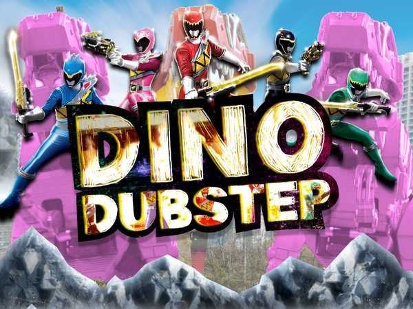 Power Rangers Dino Charge: Dino Dubstep: Power Rangers Music Video!