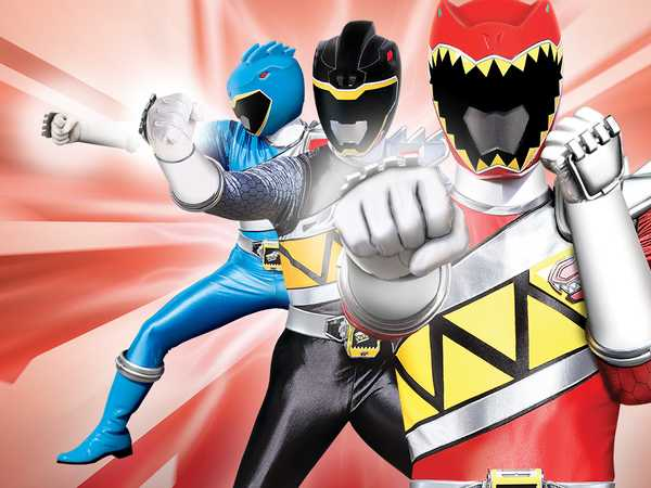 "Power Rangers Dino Charge: ""Top 10 Punchlines"""