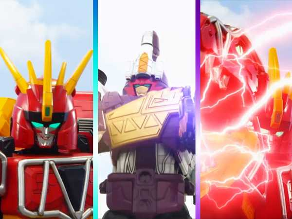 "Power Rangers Dino Super Charge: ""Magazord Megamix"""