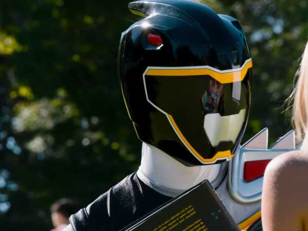 "Power Rangers Dino Super Charge: ""Black Ranger's Date"""
