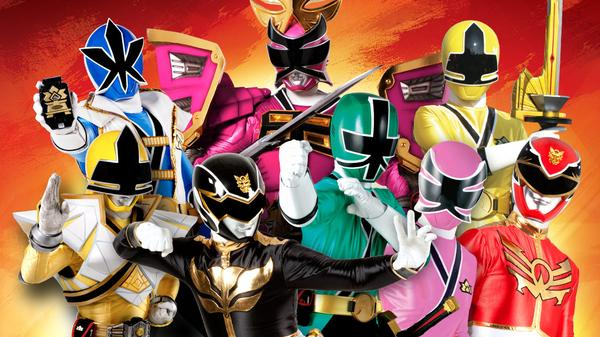 "Power Rangers: ""Power Rangers History"""