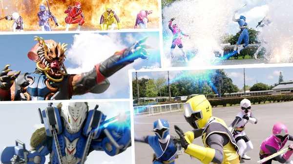 "Power Rangers Ninja Steel: ""All of the Action!"""