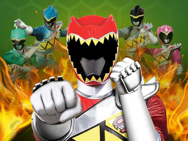 "Power Rangers Dino Charge: ""Top 5 Smackdowns"""