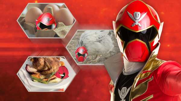 Power Rangers: It's Morphing Time!