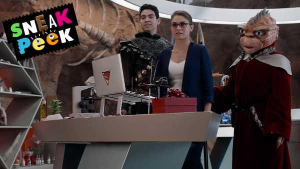 "Power Rangers Dino Super Charge: ""Saving Christmas"""