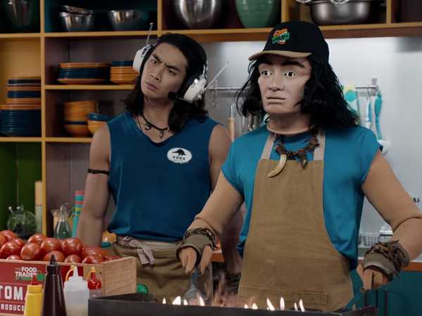 """Power Rangers Dino Super Charge: """"Worg the Cook"""""""