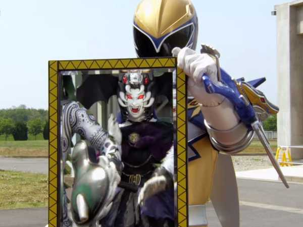"Power Rangers Dino Charge: ""Cupid Charger"""