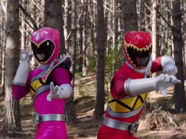 "Power Rangers Dino Charge: ""The First Rangers"""