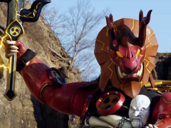 "Power Rangers Dino Charge: ""Fury's Roar"""
