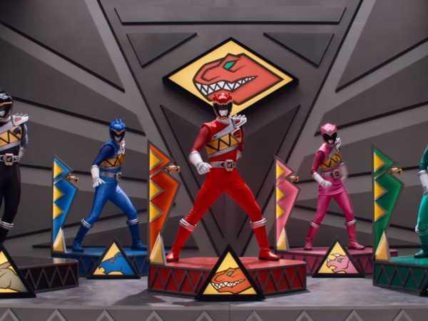 "Power Rangers Dino Charge: ""Rangers Combine"""
