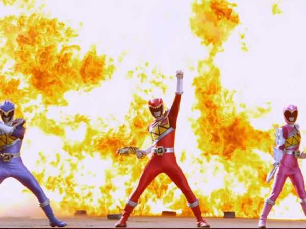 "Power Rangers Dino Charge: ""Sledge's Army"""