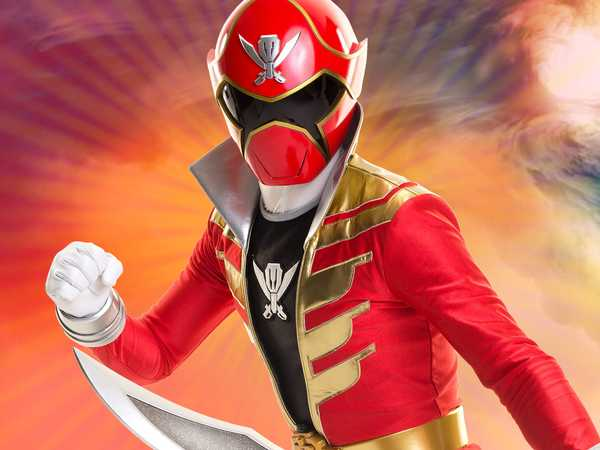 "Power Rangers: ""The Red Ranger's Super Mega Wins!"""