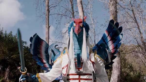 "Power Rangers Dino Super Charge: ""The Master Swordsman"""