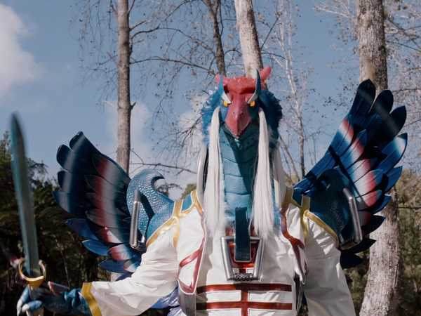 "Power Rangers Dino Super Charge: ""The Master Swordsman"""