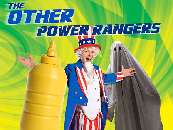 "Power Rangers Dino Charge: ""Dino Un-Charged"""