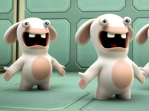 Rabbids Dance Off
