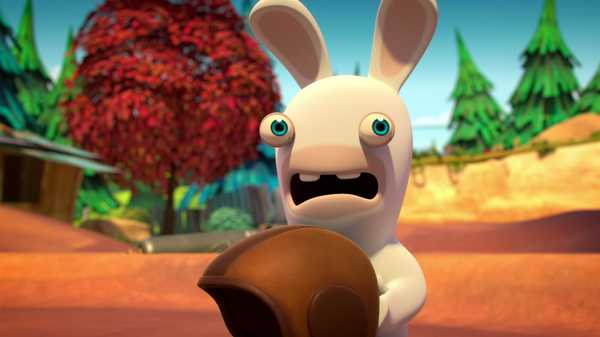 "Rabbids Invasion: ""You Wear It"""