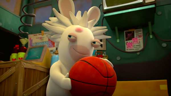 "Rabbids Invasion: ""The Invisible Rabbid"""